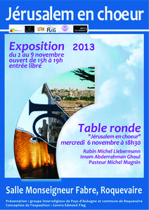 Expo.MSE Aubagne 2013