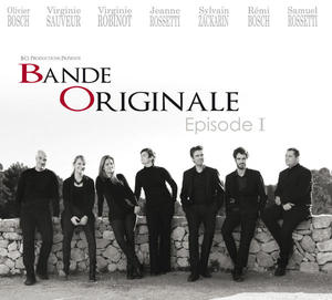 Pochette CD Bande Originale - Episode I